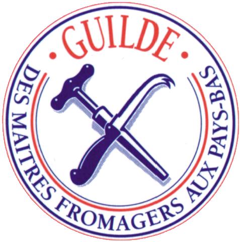 Guilde des Maitres Fromagers Aux Pays-Bas logo